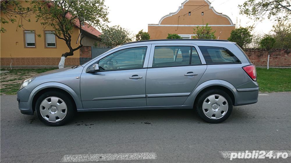 Opel astra h 1,4