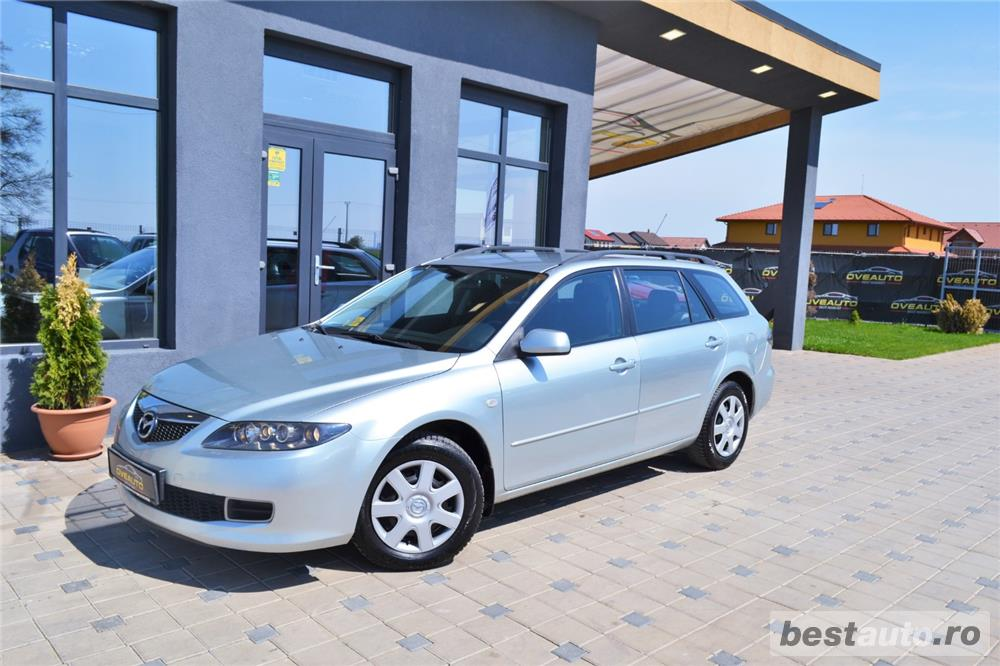 Mazda 6 an:2006=avans 0 % rate fixe = aprobarea creditului in 2 ore = autohaus vindem si in rate