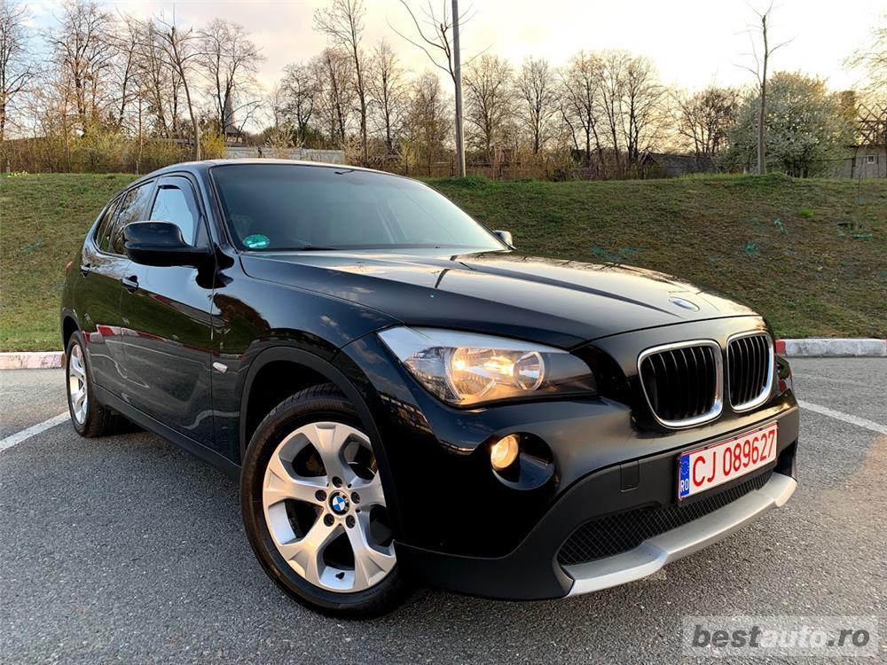 BMW X1 - XDrive - Automat - 2.0 Diesel - 177 CP - EURO 5