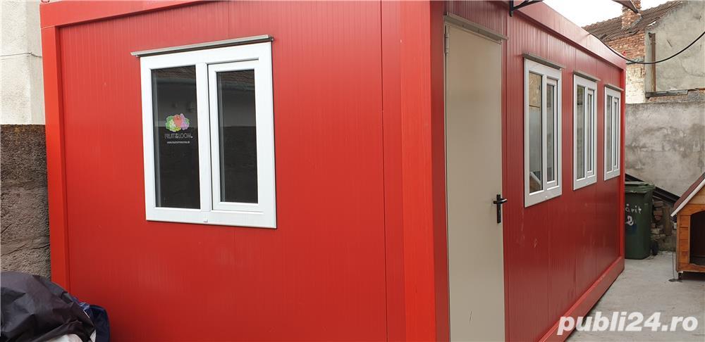 Vand birou mobil tip container