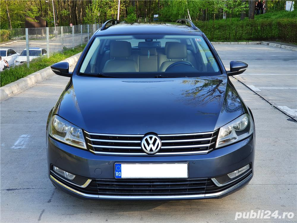 Volkswagen Passat  fab .2011 TDI full options ,