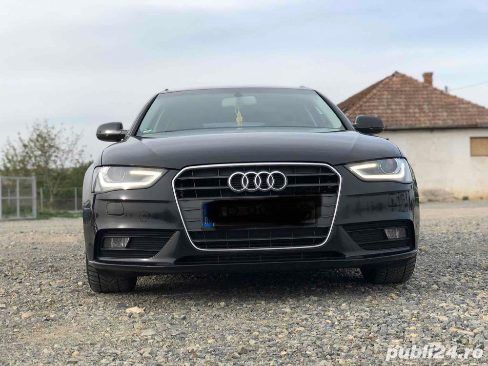 Audi A4 Face Lift