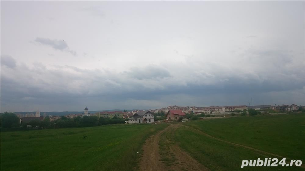 teren in zona jandarmeriei.