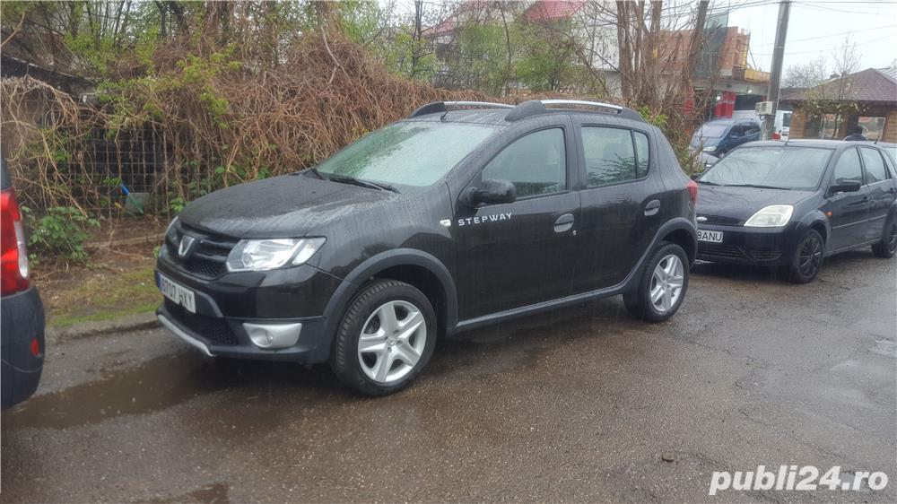 Dacia Sandero Stepway TVA Inclus Leasing/Credit direct in Parc