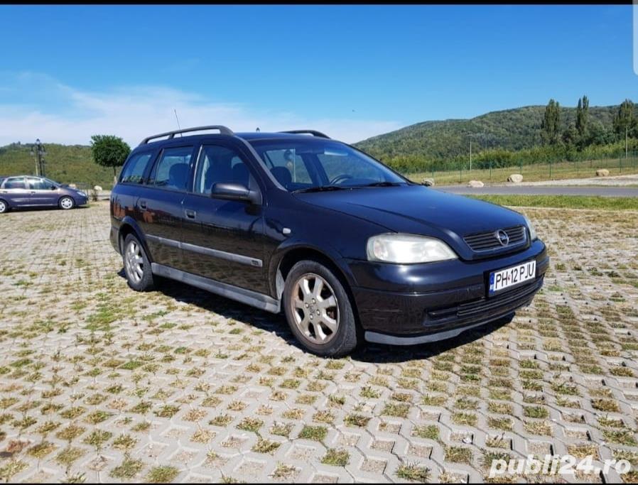 Opel Astra G Caravan 1.6 8v