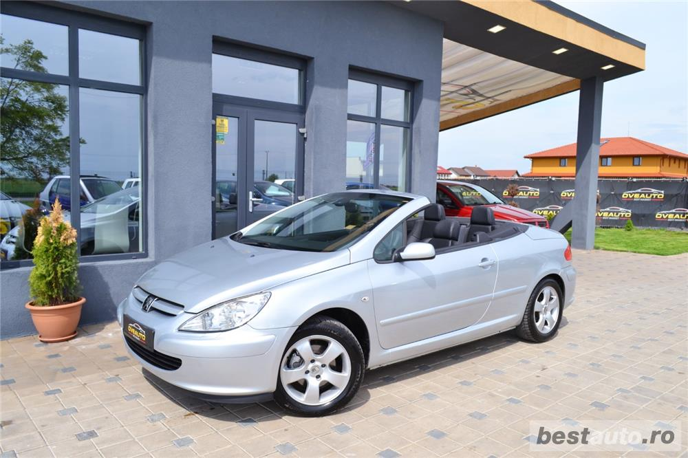 Peugeot 307CC an:2004=avans 0 % rate fixe = aprobarea creditului in 2 ore=autohaus vindem si in rate
