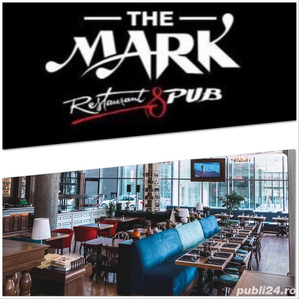 THE MARK Restaurant&Pub isi mareste echipa!