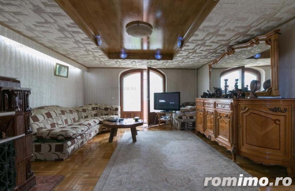 Apartament 4 camere etaj 1 si 2 in vila Zona Domenii - Sandu Aldea- Ion Mihalache