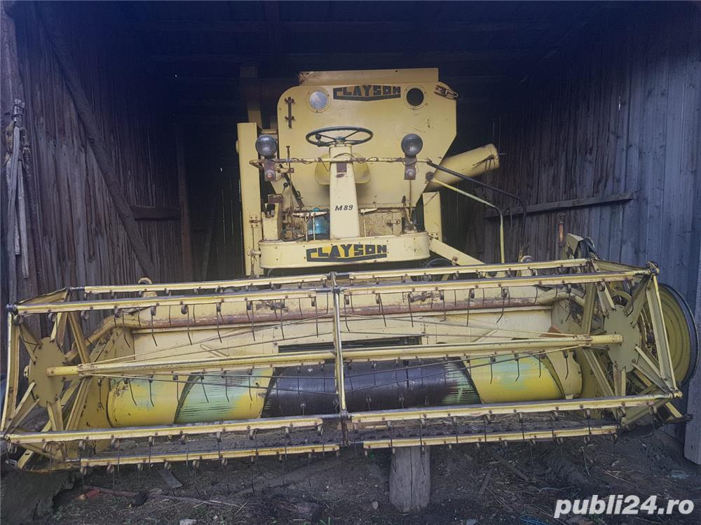 New holland M89
