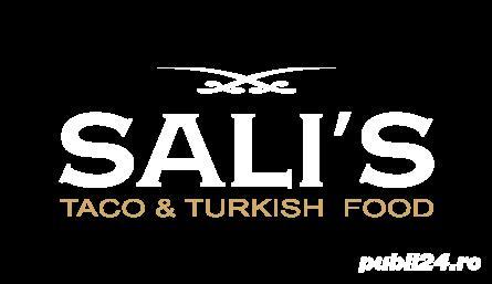 Sali's Taco angajeaza casier/a (fast food/ restaurant )
