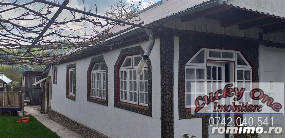 Casa cu teren Viisoara