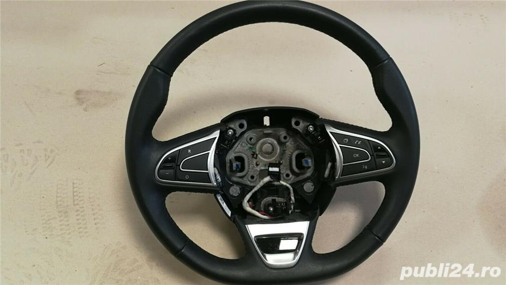 Volan piele cu comenzi Renault Megane IV , Kadjar, Talisman