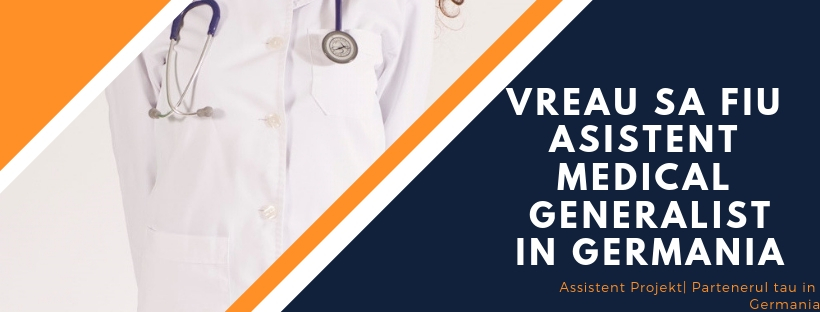 Asistent Medical Generalist-Germania- Curs germana+ Recunoastere