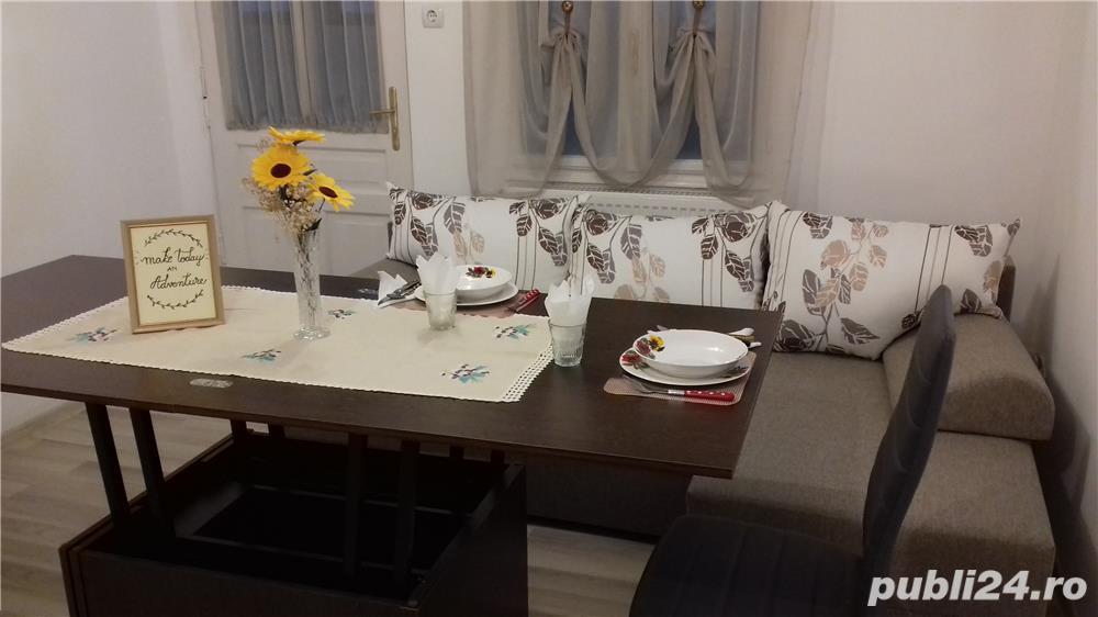 Inchiriez apartament 2 camere regim hotelier