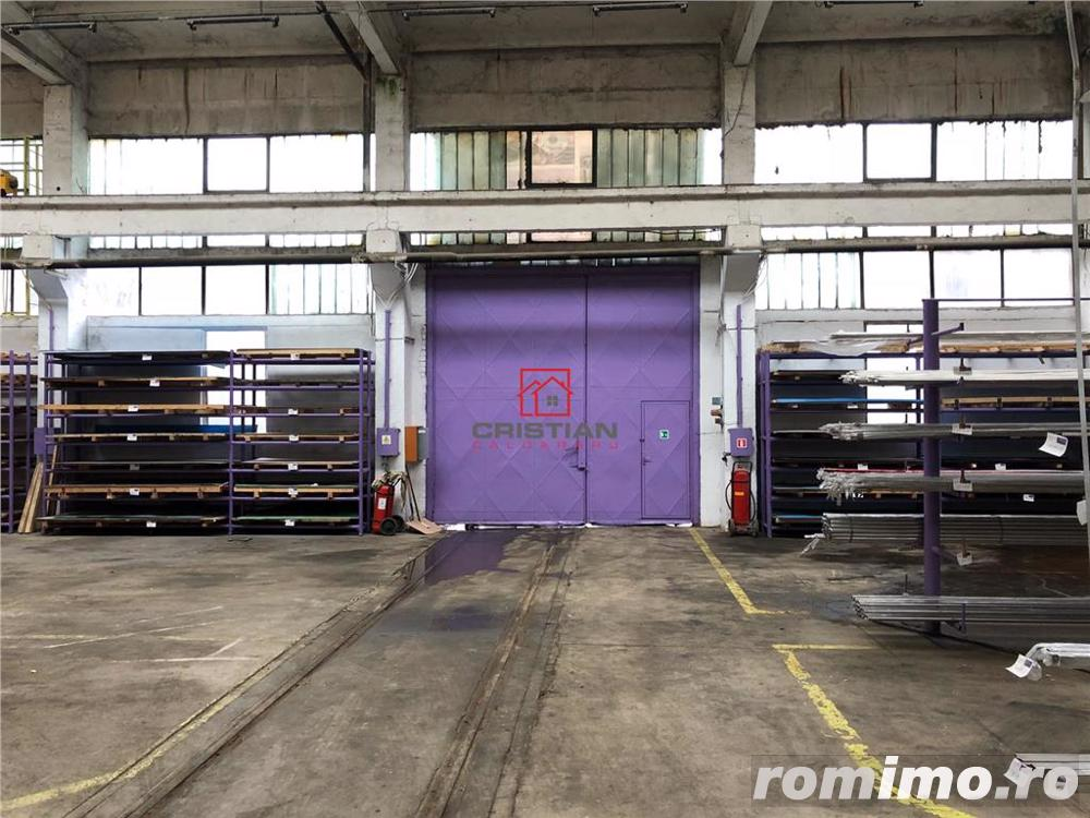 Inchiriere spatiu industrial hala Basarabia - Faur, Bucuresti