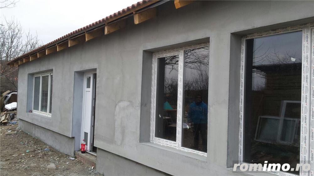 Deta - Casa Noua -180 mp +Pod -Utilitati -Teren 2000mp- 29.999 Euro