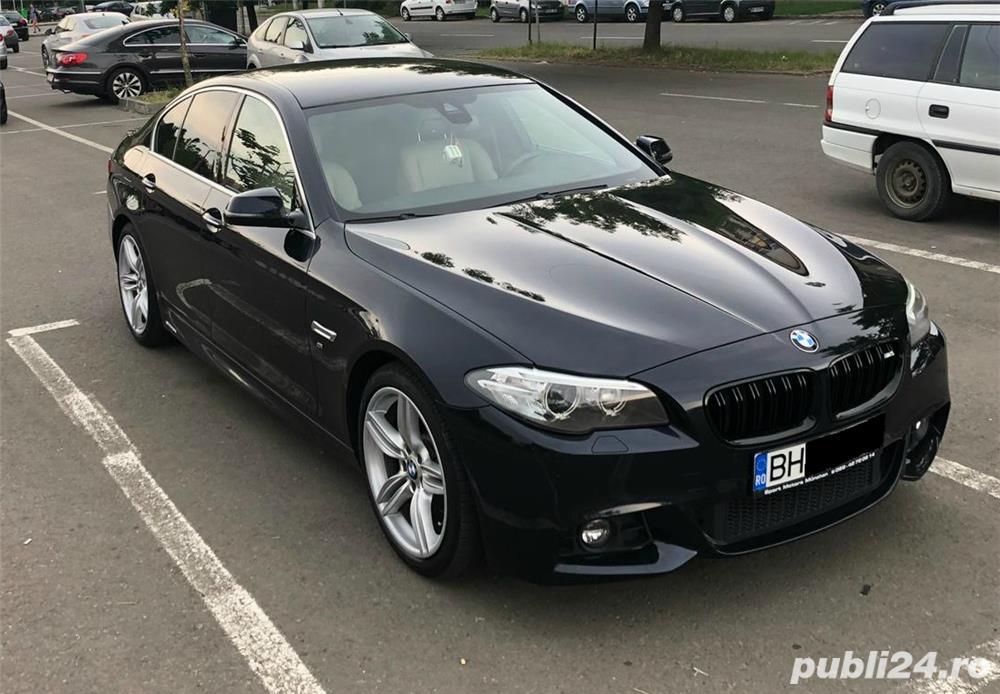 BMW 520d F10 2014 M paket