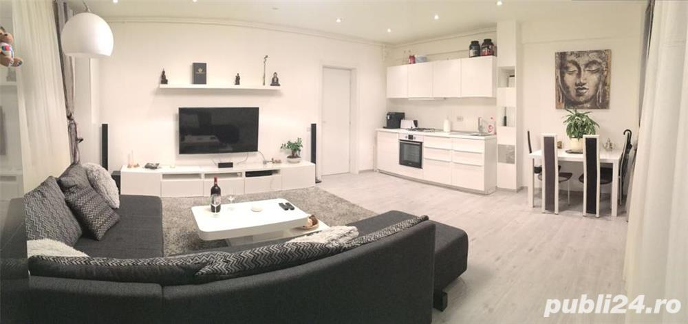 Pipera Apartament 2 camere cu terasa, rond Omv
