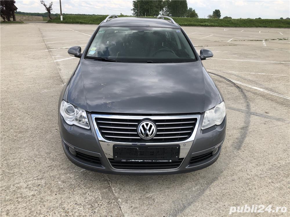 Dezmembrez Volkswagen Passat 3C, an de fabricatie 2008 motor , 2.0tdi
