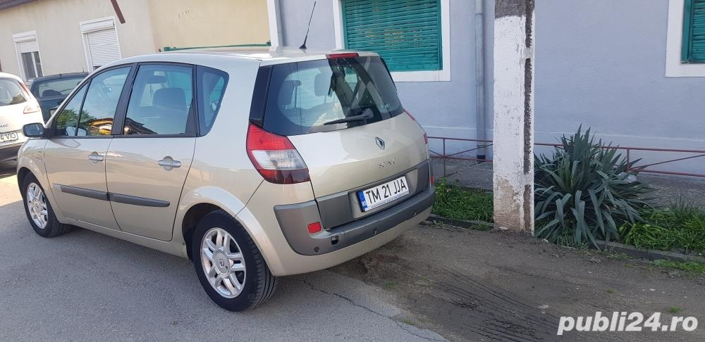 Renault Scenic 2 EXCEPTION