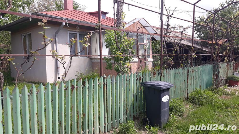 Casa si teren Dambovita,Cornatelu.La 50 Km de Bucuresti.
