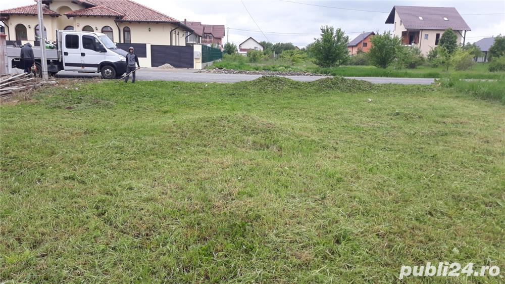 Vand teren pentru casa in Dumbravita, direct proprietar