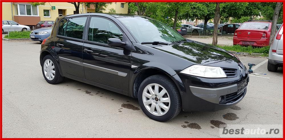 Renault Megane 1,9 d 2006 Euro 4