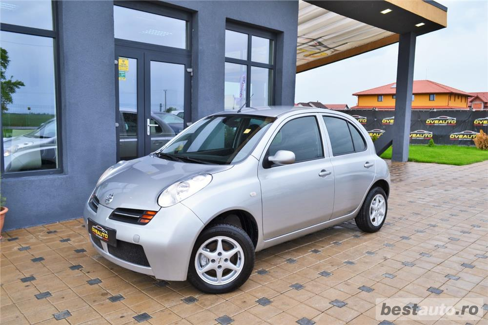 Nissan micra an:2005=avans 0 % rate fixe =aprobarea creditului in 2 ore= autohaus vindem si in rate