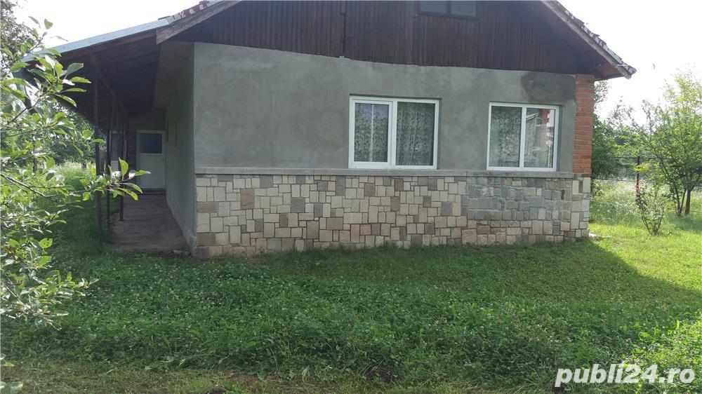 teren si casa de vanzare