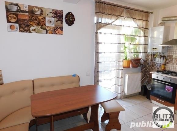 PF-Apartament decomandat,4 camere,108mp+12mp balcoane si gradina 100mp, finisat,in Terra