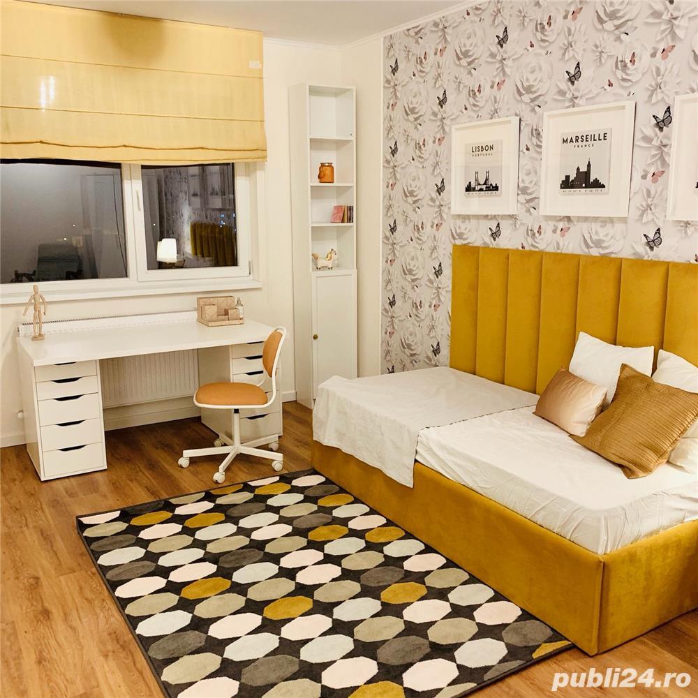 Apartament 3 camere, 5 min Aparatorii Patriei, parcare subterana