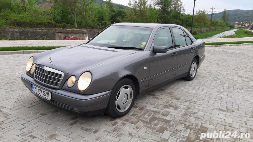 Mercedes-benz Clasa E