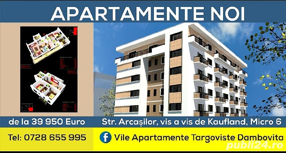 Apartamente Noi in Targoviste