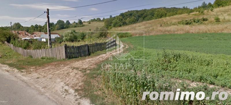 Podiș - lângă pădure - teren intravilan - 2.000 mp - 5,5 Euro/mp