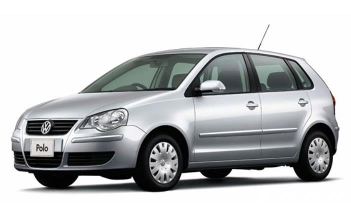 DEZMEMBREZ Volkswagen POLO 2005 BKY benzina