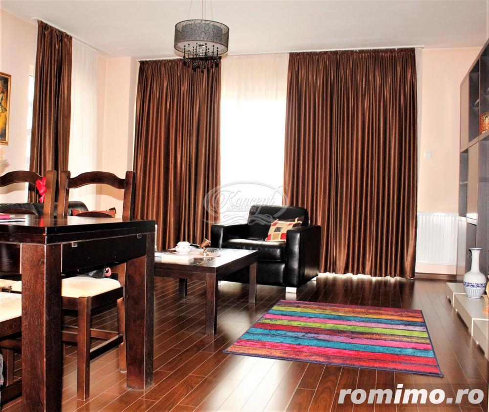 Apartament cu terasa si parcare in Bonjour Residence