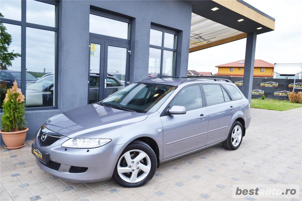 Mazda 6 AN:2004=avans 0 % rate fixe=aprobarea creditului in 2 ore=autohaus vindem si in rate
