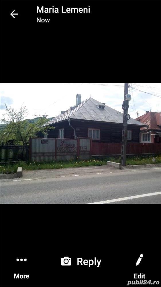 Vand casa in Viseul de Sus