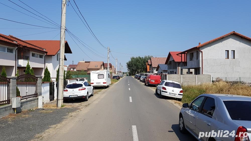 Teren Mosnita Noua, drumul Postei