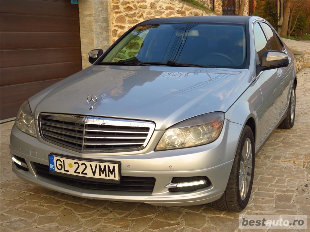 Mercedes-benz Clasa C220 CDI