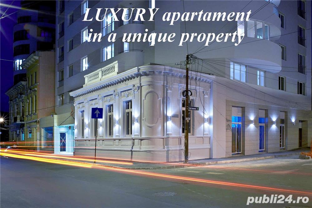 MARIA ROSETTI 38, vanzare apartament 2 camere, etaj 6/9, mobilate si utilate LUX