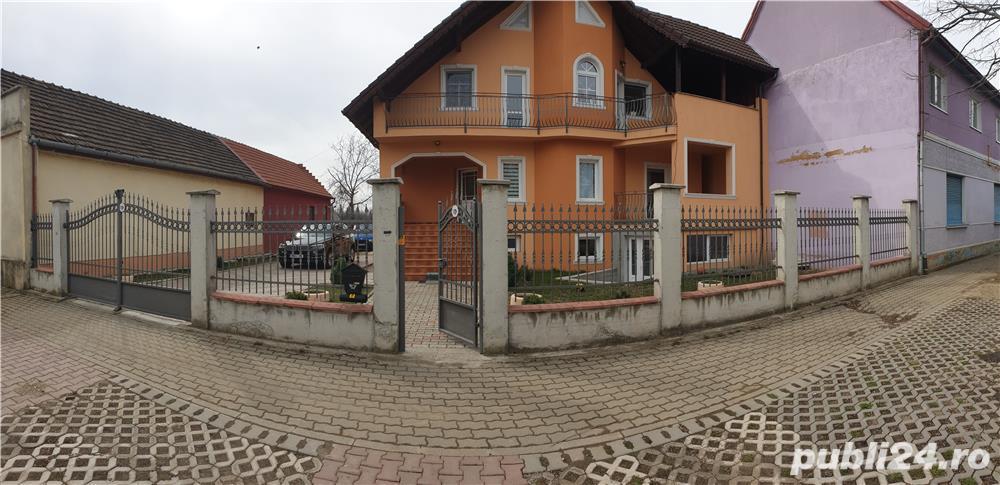 Vand Casa D+P+M 430mp cu teren 1750mp zona Freidorf