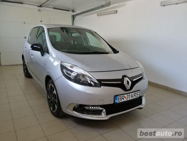 Renault Scenic 3 Bose Edition 1.6 Euro 5 131 CP