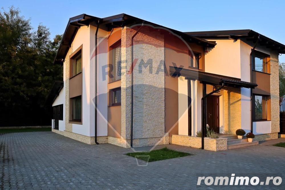 Casa/Vilă cu natura ca vecina la 2 km de Focsani