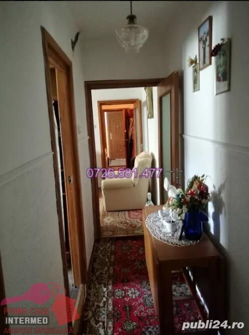 Apartament 3camere semidecomandat,zona Km 4-5