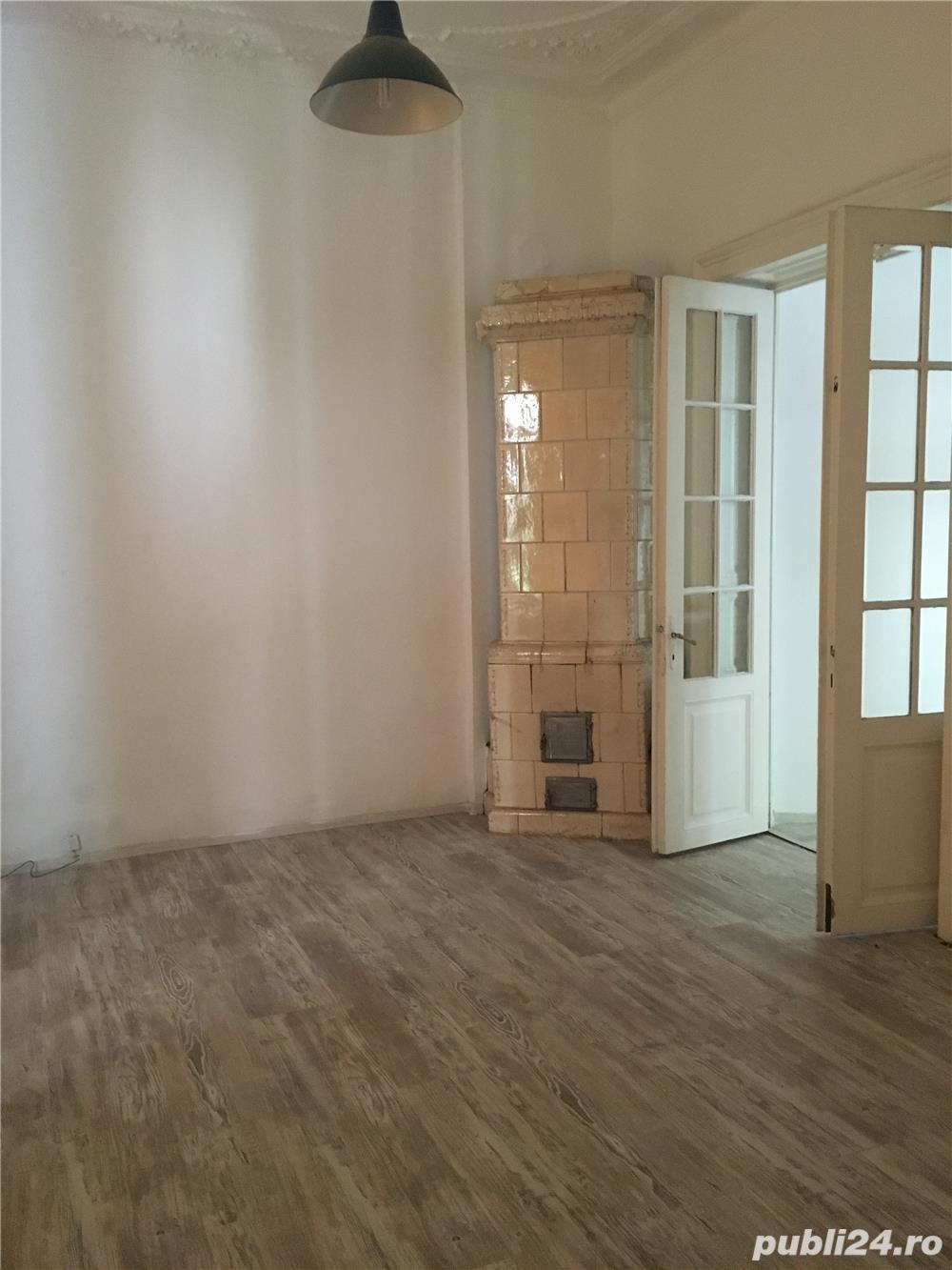 Ideal pentru firma, birou sau rezidential, inchiriere apart.3 camere, zona Polona