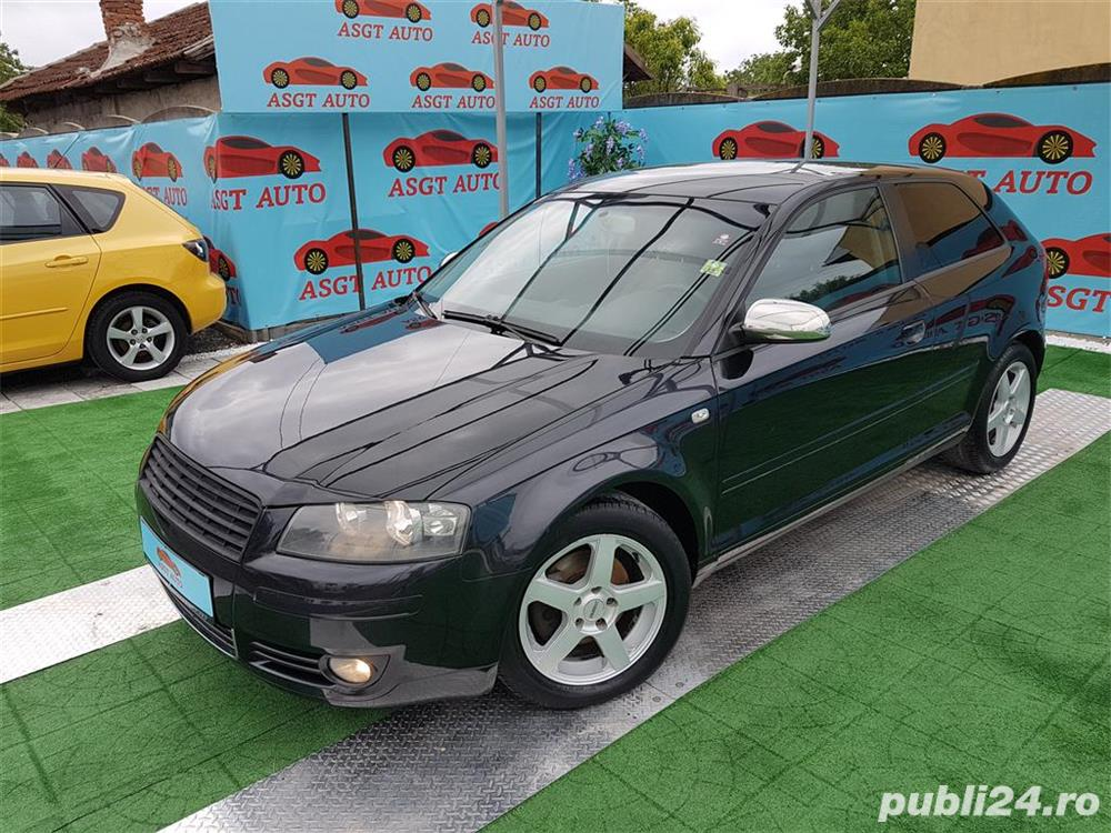 Audi A3,An 2004,Motor 2000 TDI,140 Cp,6+1 trepte,Dublu Climatronic