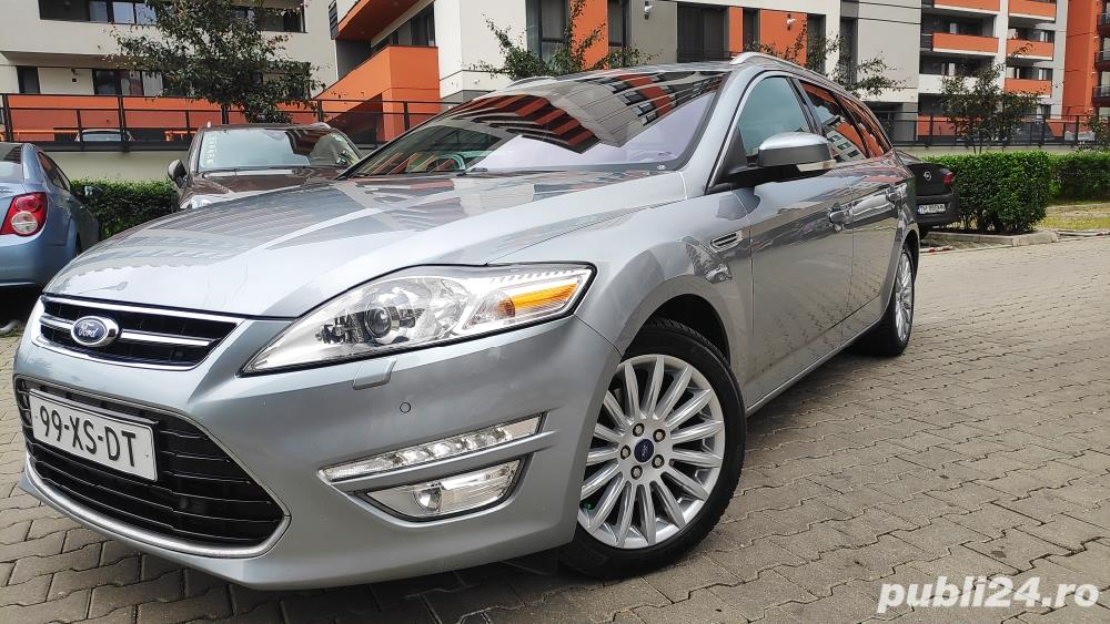 Ford mondeo /xenon/alcantara /trapa/navi/titanium/recent adus