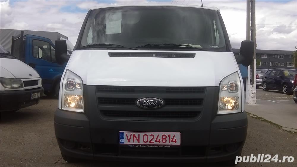 Ford transit an 2012