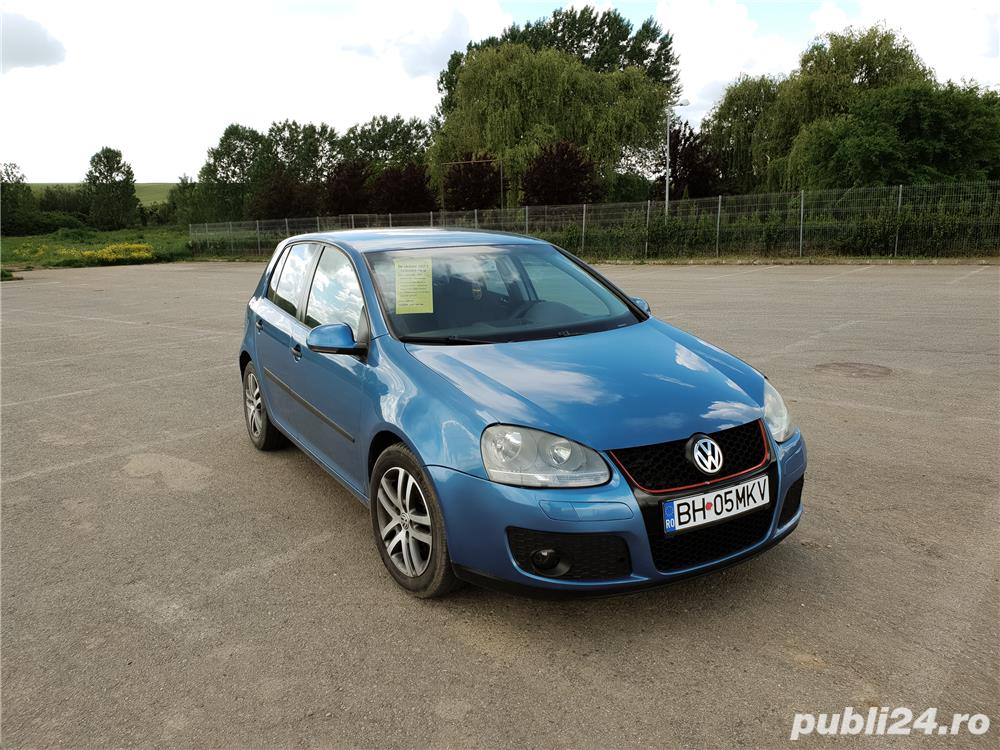 VW Golf 5 1.6 FSI Aspect GTI/R32